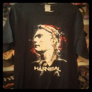 Other - Hannibal gothic horror shirt